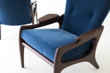 Modern Lounge Chairs - 1604 - Craft Associates® High Backs - 02