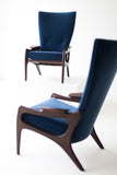 Modern Lounge Chairs - 1604 - Craft Associates® High Backs - 06