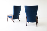Modern Lounge Chairs - 1604 - Craft Associates® High Backs - 08
