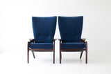 Modern Lounge Chairs - 1604 - Craft Associates® High Backs - 09