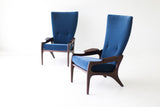 Modern Lounge Chairs - 1604 - Craft Associates® High Backs - 10