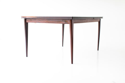 Mid Century Rosewood Dining Table - 01231604