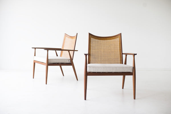 Paul Mccobb Lounge Chairs For Winchendon Planner Group