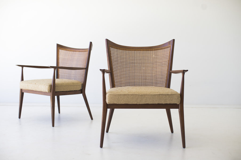 Paul McCobb Lounge Chairs For Directional   01141606