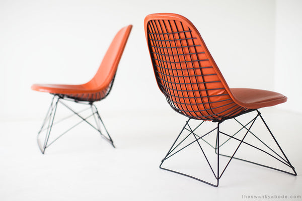 Marvelous Ray And Charles Eames Lkr 1 Lounge Chairs For Herman Miller 01141624 Cjindustries Chair Design For Home Cjindustriesco