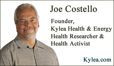 Joe Costello, Founder, Kylea Health & Energy
