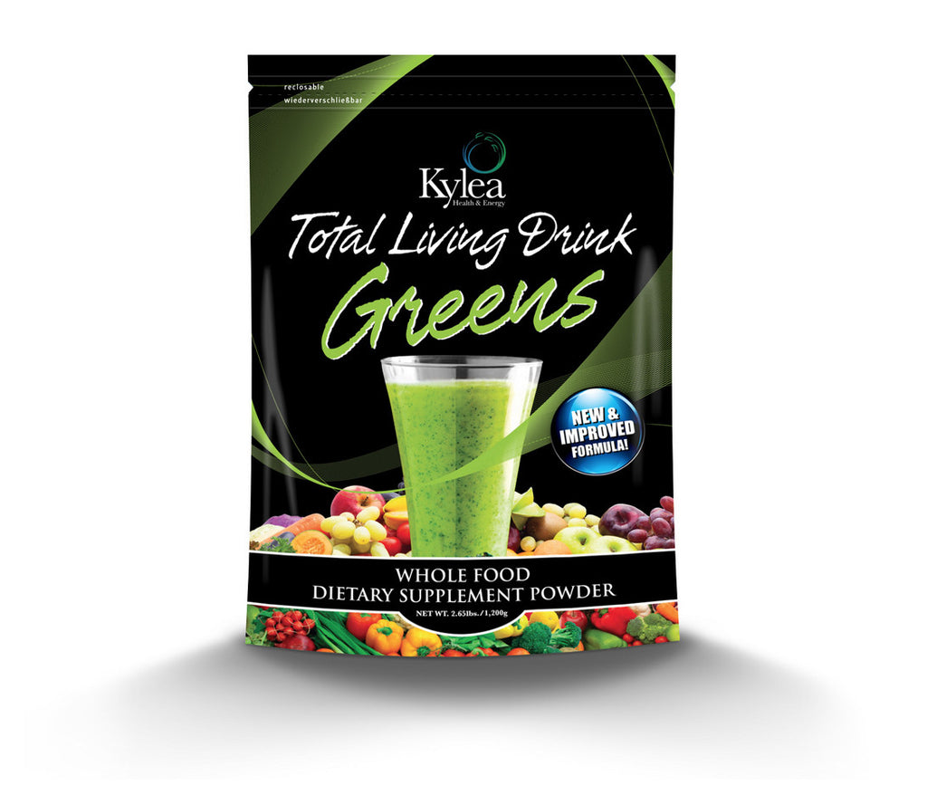 Total Living Drink Greens $10 Off Special