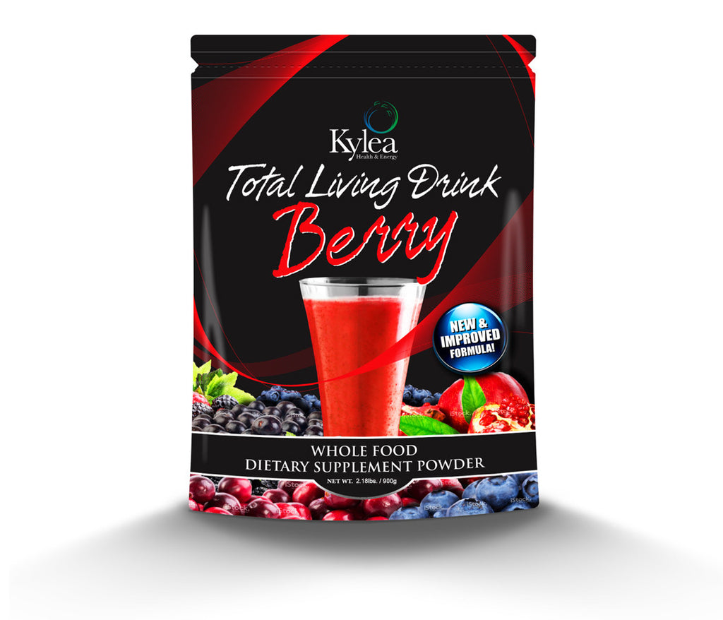 Total Living Drink Berry $10 Off Special