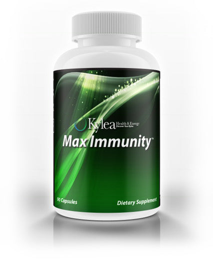 Copy of Max Immunity™ (Two Bottle Sale)