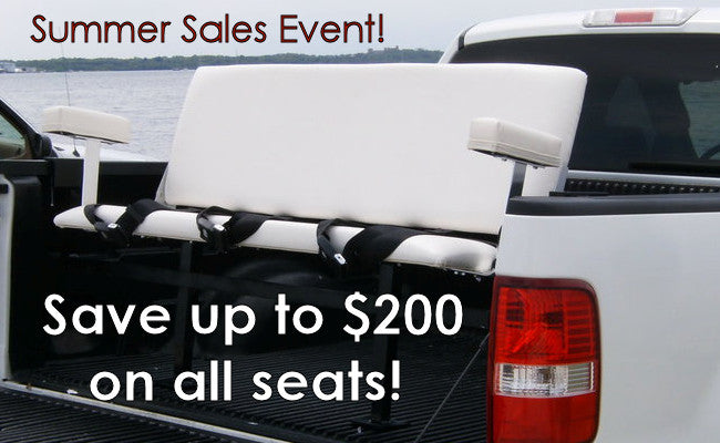 Truck Bed Seats Summer Sales Event