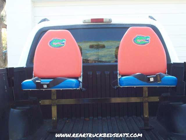 Bucket Truck Bed Seats Gator Style