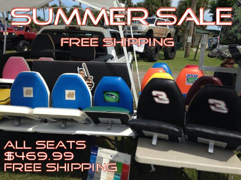 Truck Bed Seats Innovative's Summer Sale