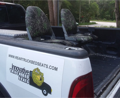 Truck Bed Seating Camo Truck Bed Seats