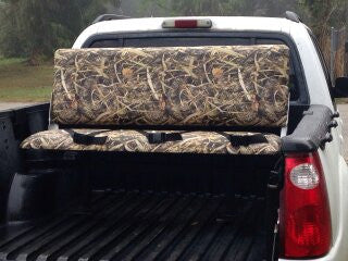 Bench Camo Style Truck Bed Seats