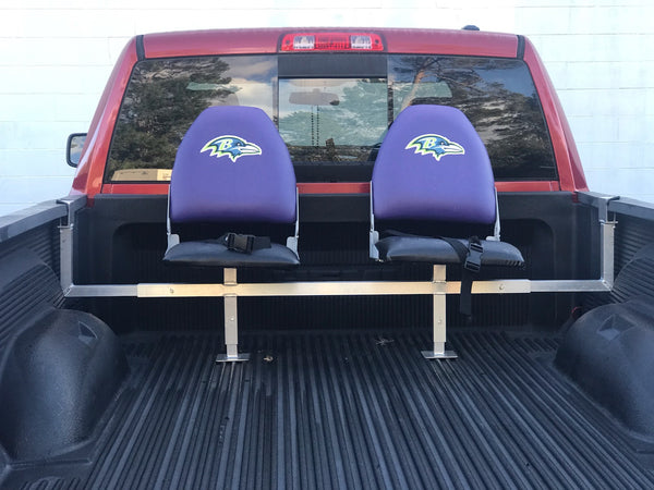 Raven's Bucket style Truck Bed Seats