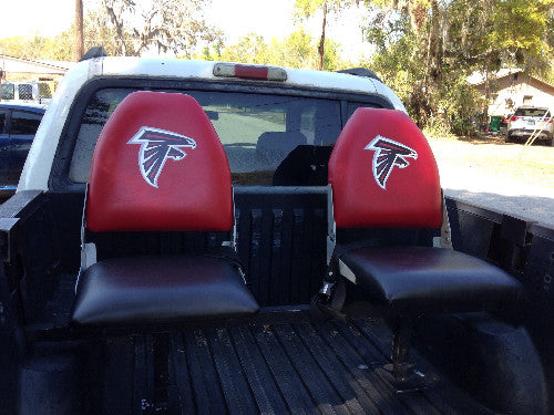 Atlanta Falcon Truck Bed Seats