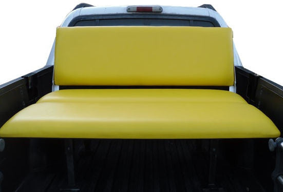 Bench Recliner Style Truck Bed Seat