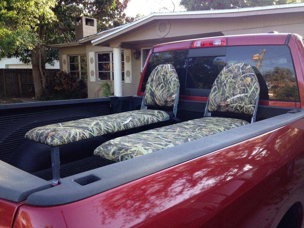 Truck Bed Seat Bucket Recliner
