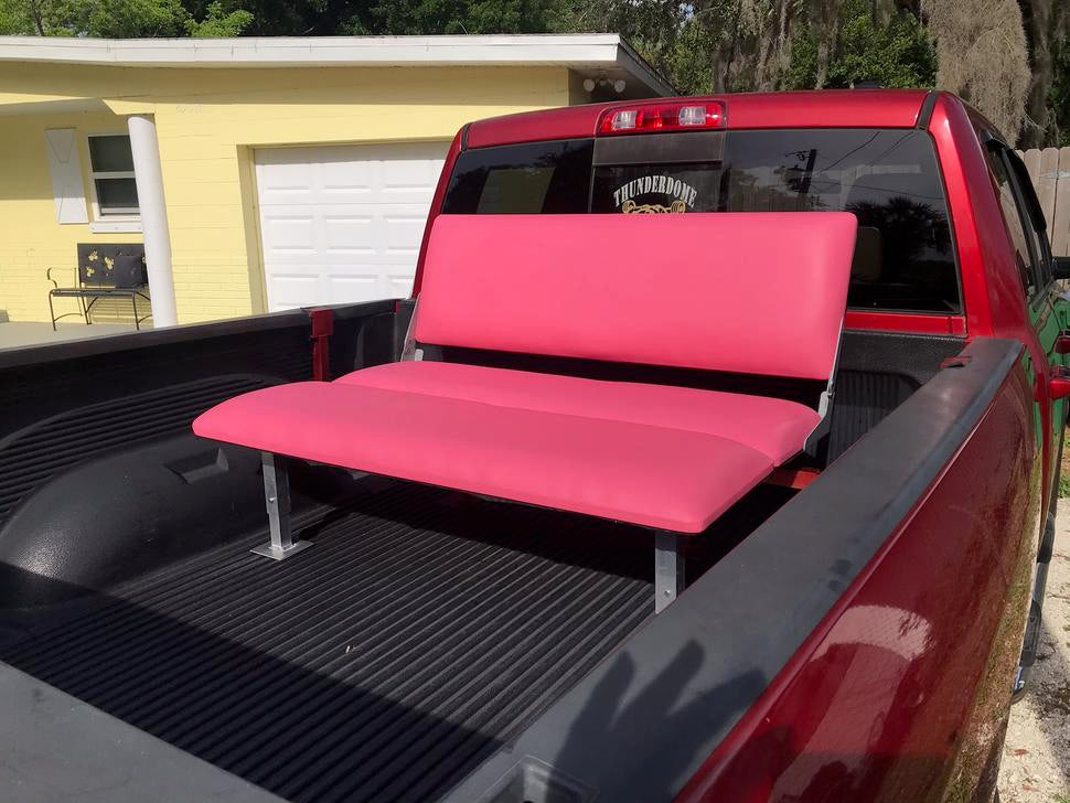 Truck Bed Seat Bench Style