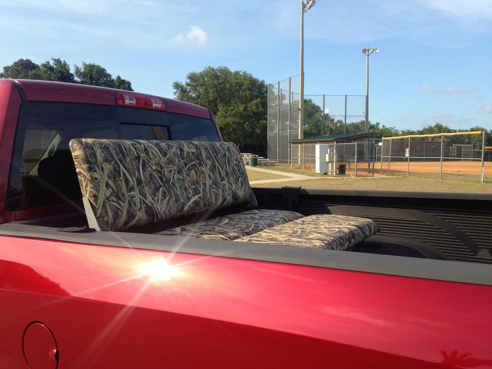 Truck Bed Seats Bucket Style