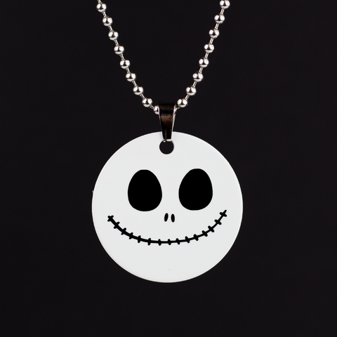 Pumpkin King - Handmade Necklace