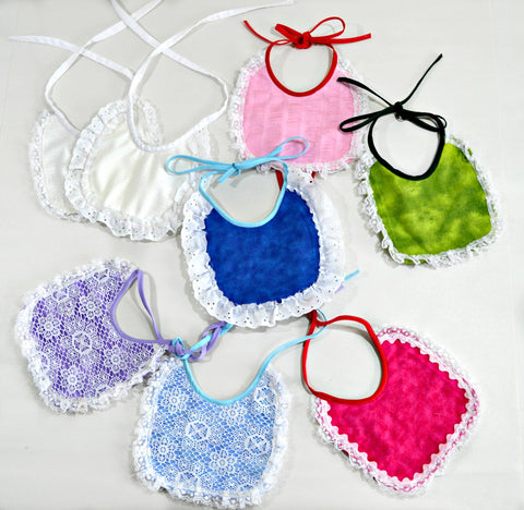 Amish Handmade Baby Bibs - Amish Baskets and Beyond