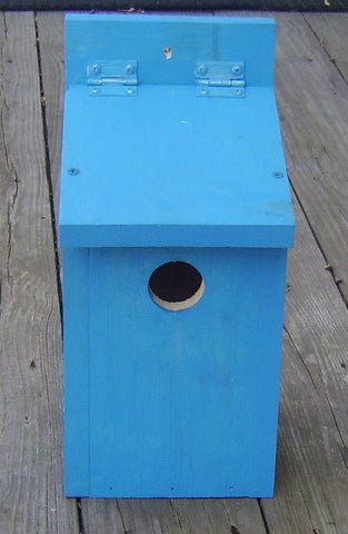 Amish Made Bluebird House - Amish Baskets and Beyond