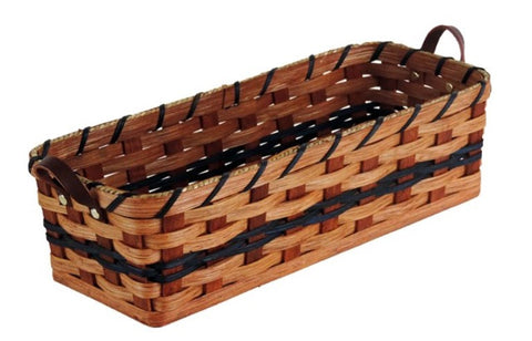 Amish Handmade Bread Basket - Amish Baskets and Beyond