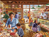Made in the USA Jigsaw Puzzle - 1000 Pc. - The Cake Shop - Amish Baskets and Beyond