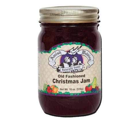 Christmas Jam - 18 oz - 2 Jars