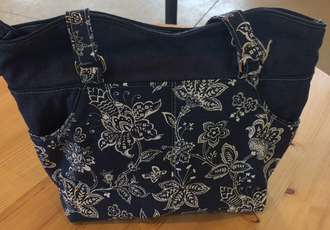 Handmade Liz Handbag - Amish Baskets and Beyond