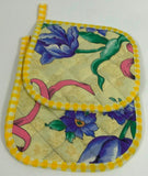 Amish Handmade Potholders - Quilted