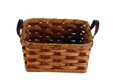 Amish Handmade Napkin Basket - Amish Baskets and Beyond