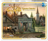 Made in the USA Jigsaw Puzzle - 550 Pc. - Office Hours - Amish Baskets and Beyond