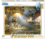 Made in the USA Jigsaw Puzzle - 300 Pc. - Our Friends - Amish Baskets and Beyond