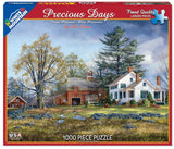 Made in the USA Jigsaw Puzzle - 1000 Pc. - Precious Days - Amish Baskets and Beyond