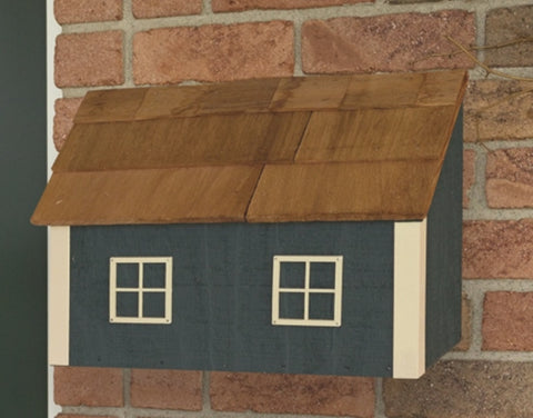 Amish Made Paper Box/City Mailbox - Amish Baskets and Beyond