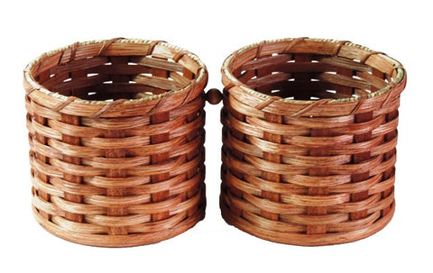 Amish Handmade Peanut Basket - Amish Baskets and Beyond