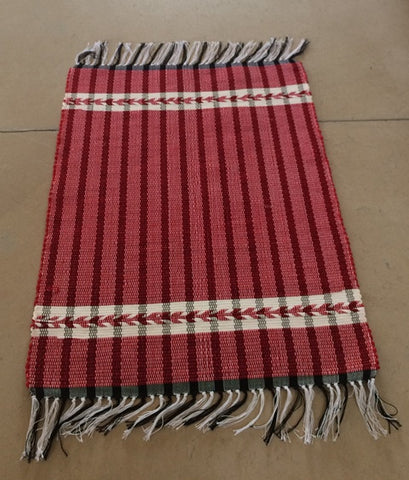 Amish Handmade Braided Rug - Amish Baskets and Beyond
