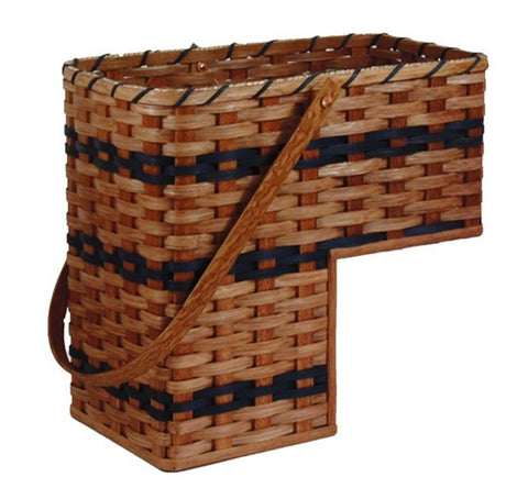 ... Amish Handmade Stair Step Basket   Amish Baskets And Beyond ...