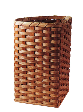 Amish Handmade Corner Umbrella Basket - Amish Baskets and Beyond