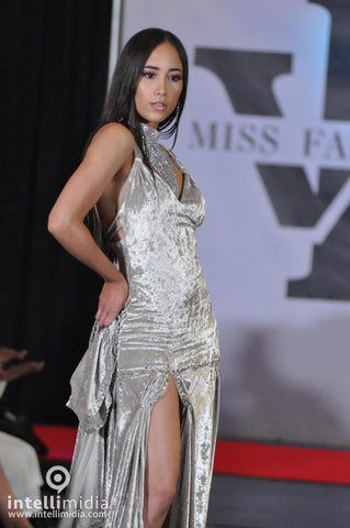 Priscilla Disla - Miss Fashion Week Petite 2018