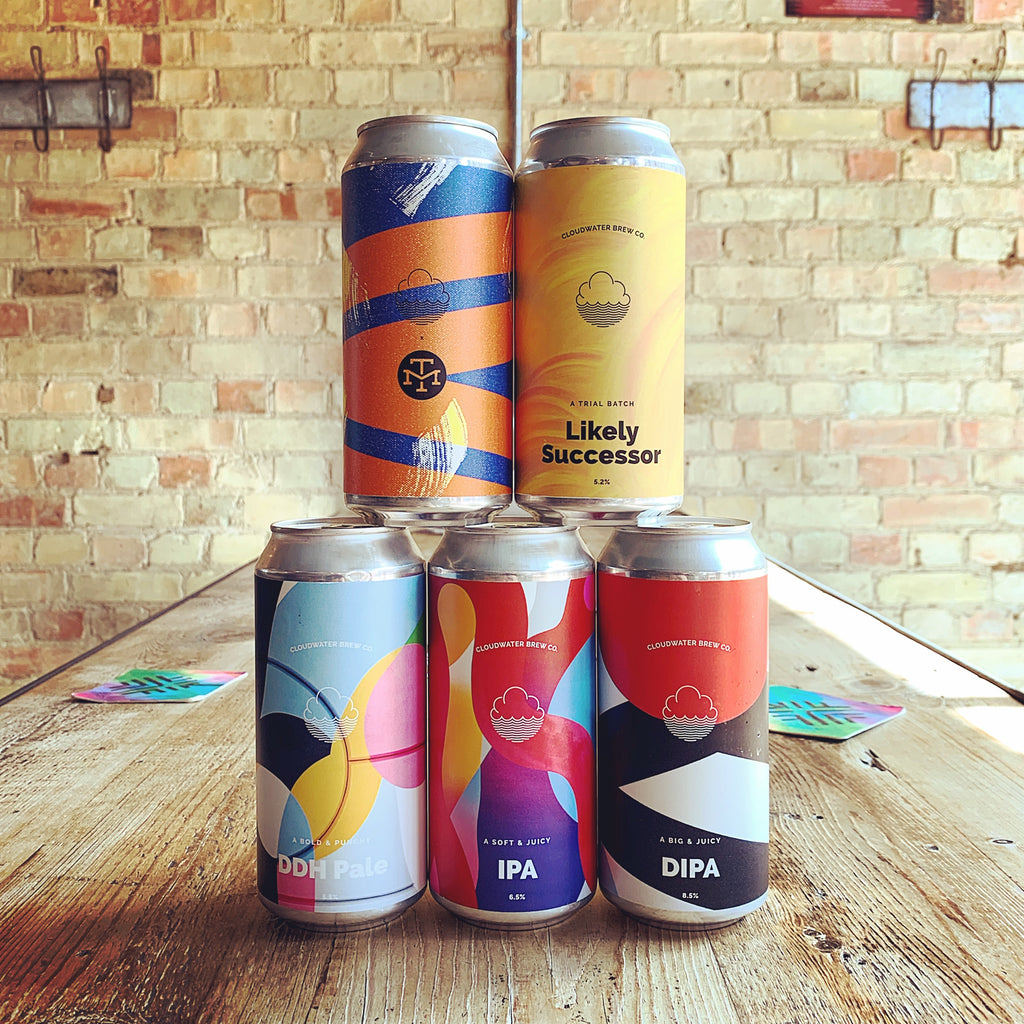 New Cloudwater