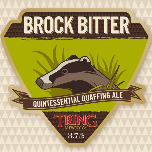 Tring Brewery Brock - Local Delivery Only