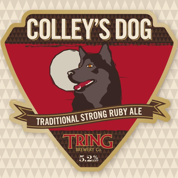 Tring Brewery Colley's Dog - Local Delivery Only