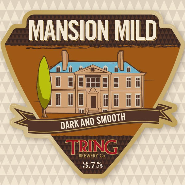 Tring Brewery Mansion Mild - Local Delivery or Collection Only