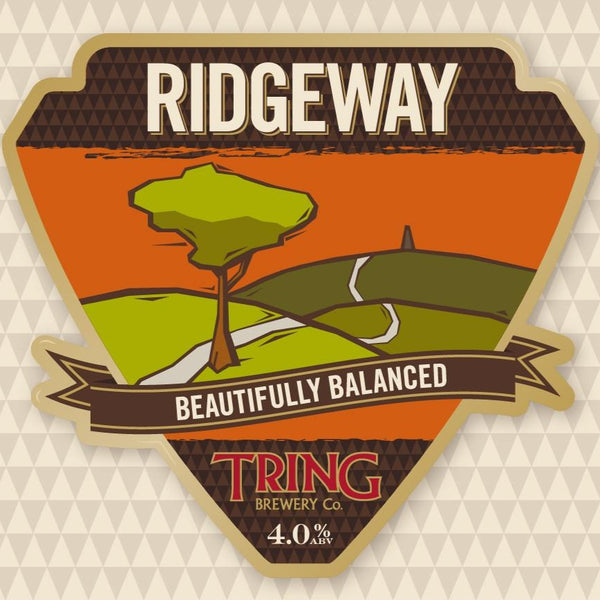Tring Brewery Ridgeway - Local Delivery Only