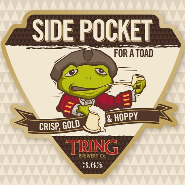 Tring Brewery Side Pocket - Local Delivery or Collection Only