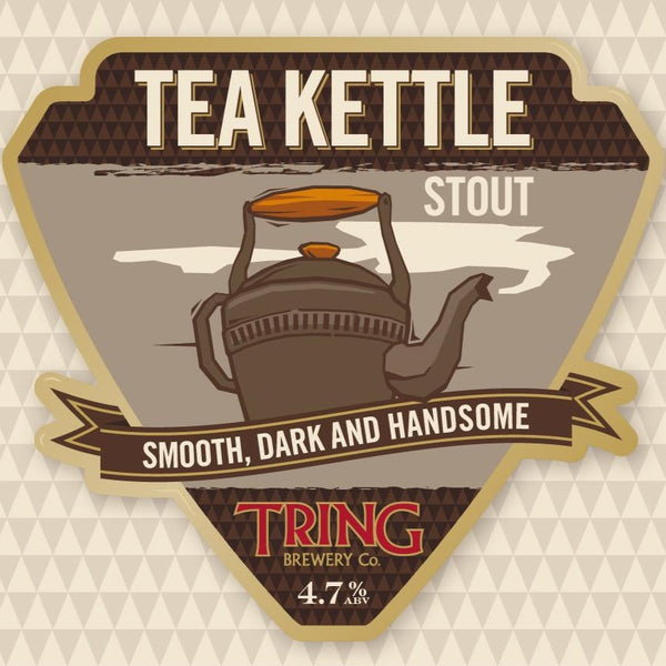 Tring Brewery Tea Kettle Stout - Local Delivery or Collection Only