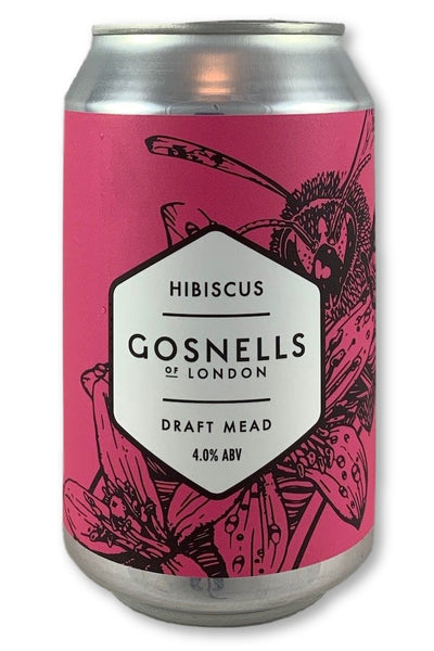 Gosnells of London Hibiscus Mead